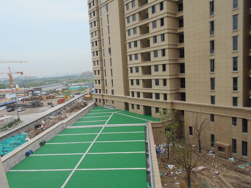 杭州九乔农转居工程